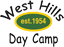 West Hills Day Camp Logo